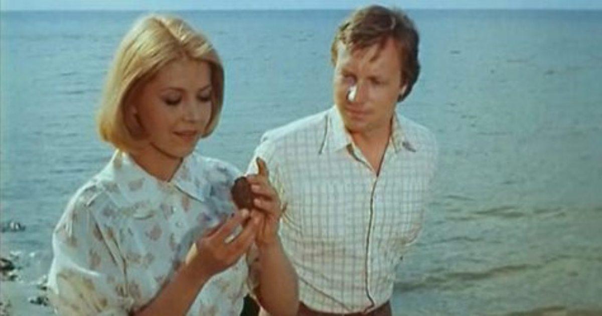 Волшебная мелодия из кинофильма «Долгая дорога в дюнах». А вы ее помните?