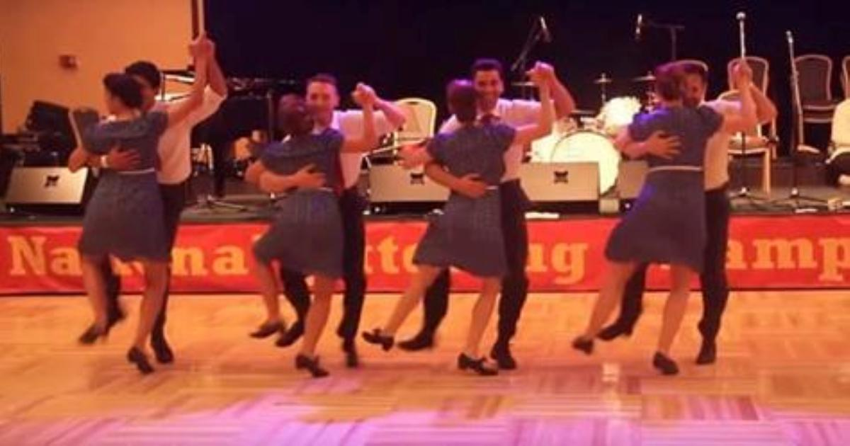 Видео от «Band Odessa» произвело фурор в сети. Зажигательный танец под песню «Hafanana»