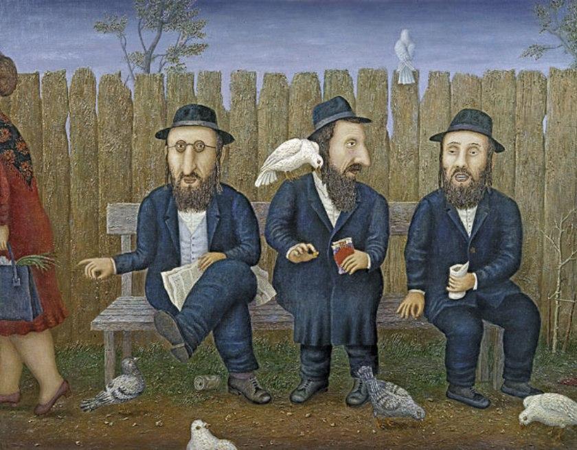 22 остроумные еврейские пословицы