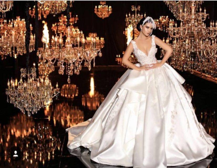 12 фотографий свадебных платьев, на которые смотришь с открытым ртом
