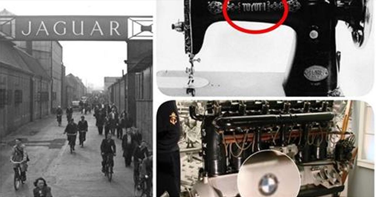 С чего начинали известные автопромы: ткацкие станки Toyota, тракторы от Lamborghini и другие примеры (13 фото)
