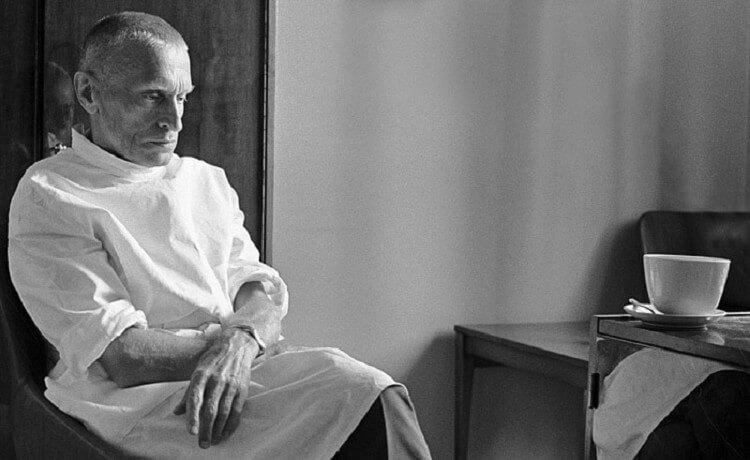 Николай Амосов: Чаще всего человек болеет от лени и жадности…