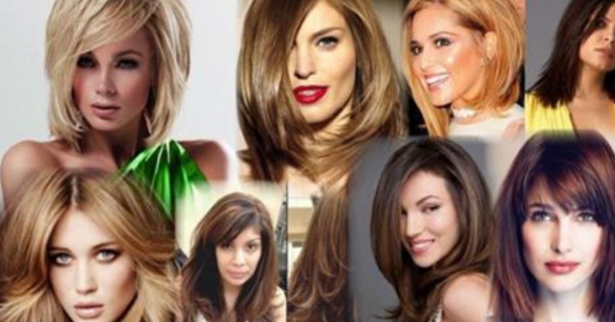 Объемные стрижки на короткие, средние и длинные волосы (55 фото)