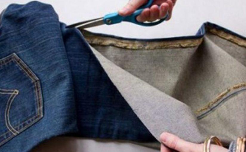 100 способов продлить жизнь любимым джинсам… Все эти идеи проверены многими!