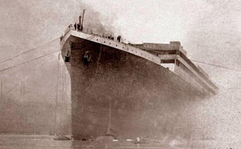 22 уникальных фото «Титаника», которые буквально вызывают дрожь!