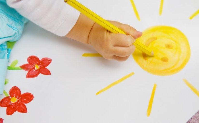 Как повысить самооценку ребёнку. Упражнения «Солнышко»