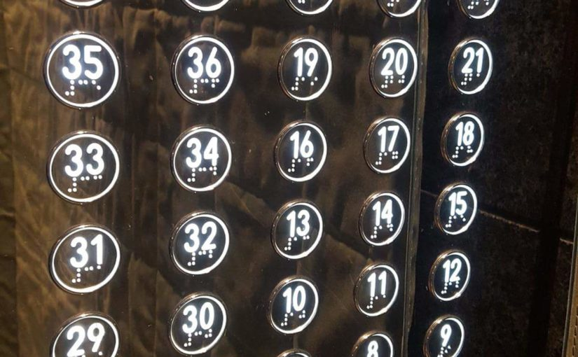 29 раз, когда дизайнер лифта придумал что-то гениальное!