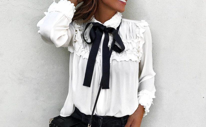 Белая рубашка летом: 10 стильных и нескучных образов
