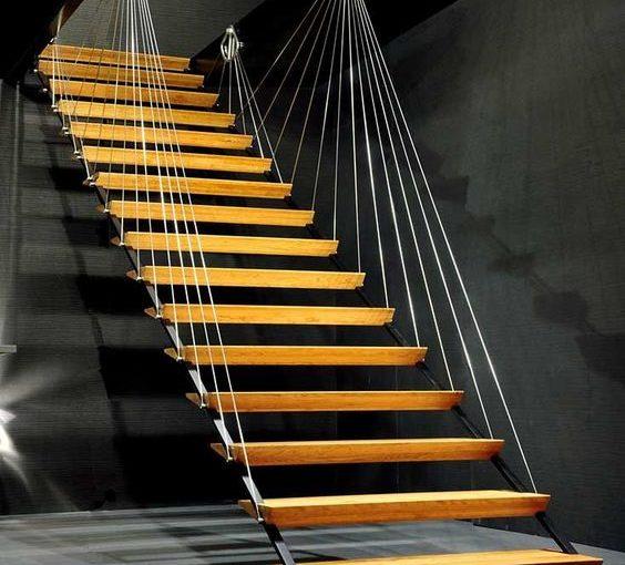 20+ оригинальных, необычных идей дизайна лестничной площадки