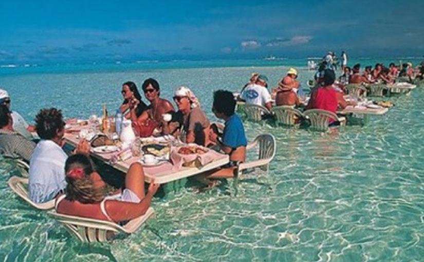 15 самых удивительных ресторанов мира, визит в которые станет незабываемым
