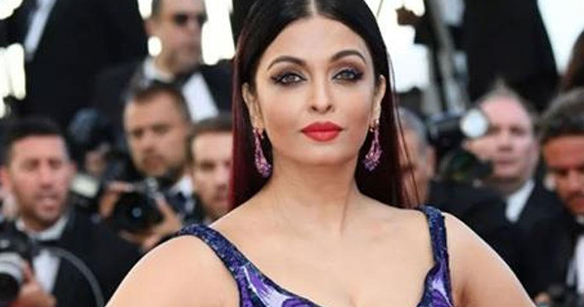Канны-2018: роскошное платье Айшварии Рай, на создание которого ушло 3000 часов