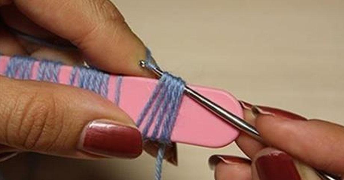 Брумстик — оригинальная техника вязания, пришедшая из Перу. Красивые изделия при помощи палочки для мороженого!