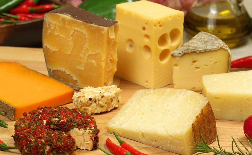 Просто выберите любимый сыр и узнаете кое-что о себе…