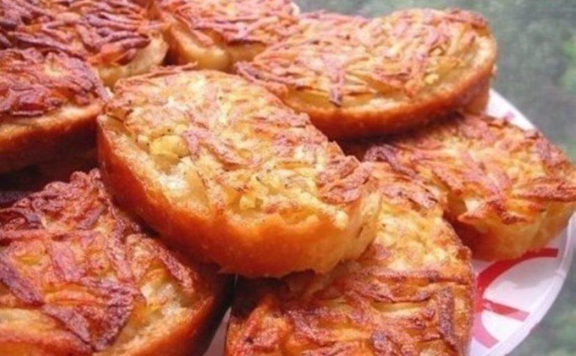 7 рецептов вкуснейших горячих бутербродов