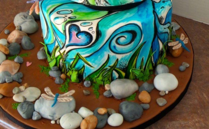 15 великолепных тортов, при виде которых вы забудете на диету