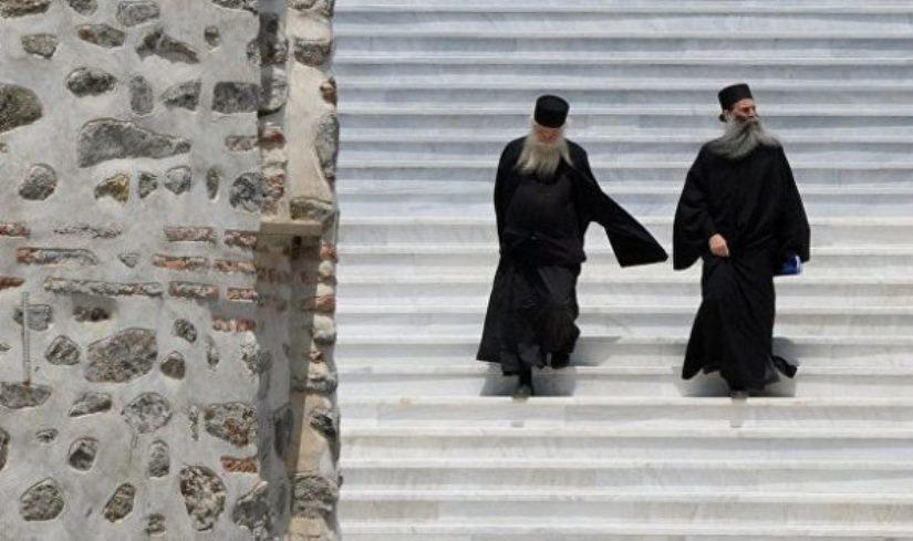 40 пословиц монахов святой горы Афон. Мудрость в каждом слове!