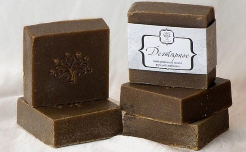Чем полезно дегтярное мыло? 14 способов применения.