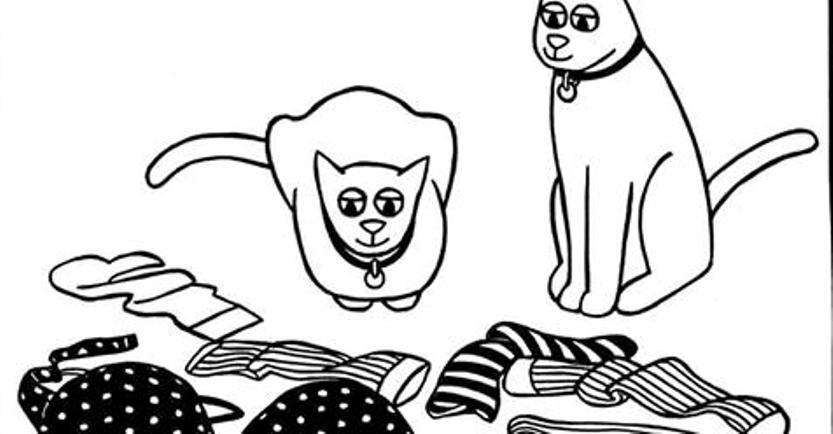 Прикольные комиксы о жизни от лица котиков