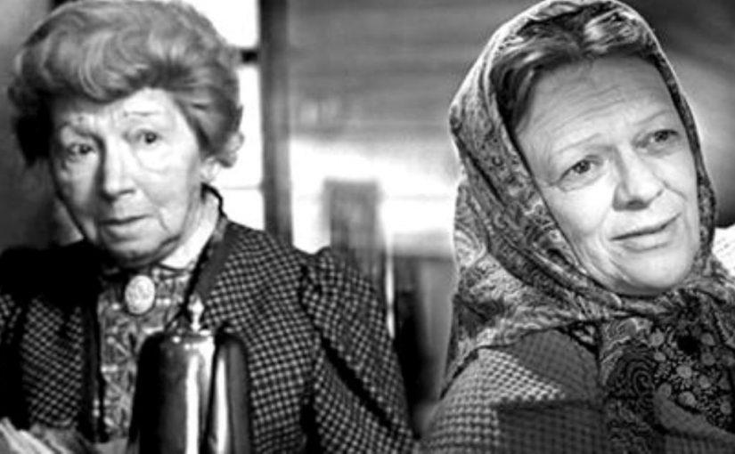 Легендарные бабушки советского кино в молодости. Потрясающая подборка!