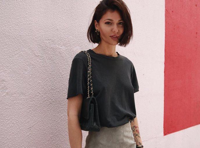 Фешн-блогер показала, как одеваться стильно и молодежно, когда вам 30+