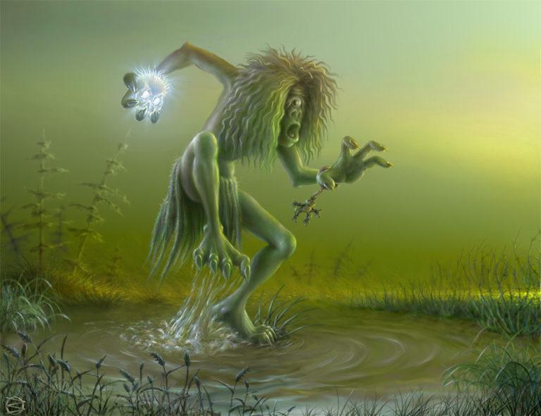 Дева – Баба Яга, Скорпион – Русалка. А кем вы являетесь в сказочном гороскопе?