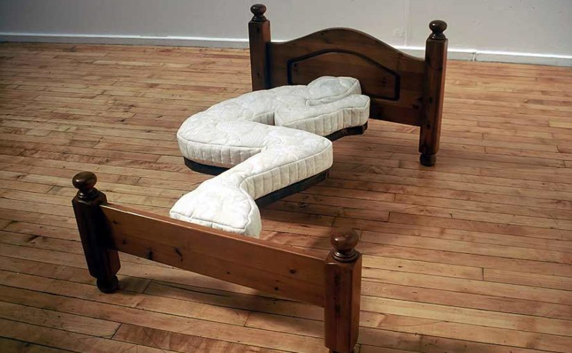 18 невероятно оригинальных кроватей для любителей экстремального сна (22 фото)