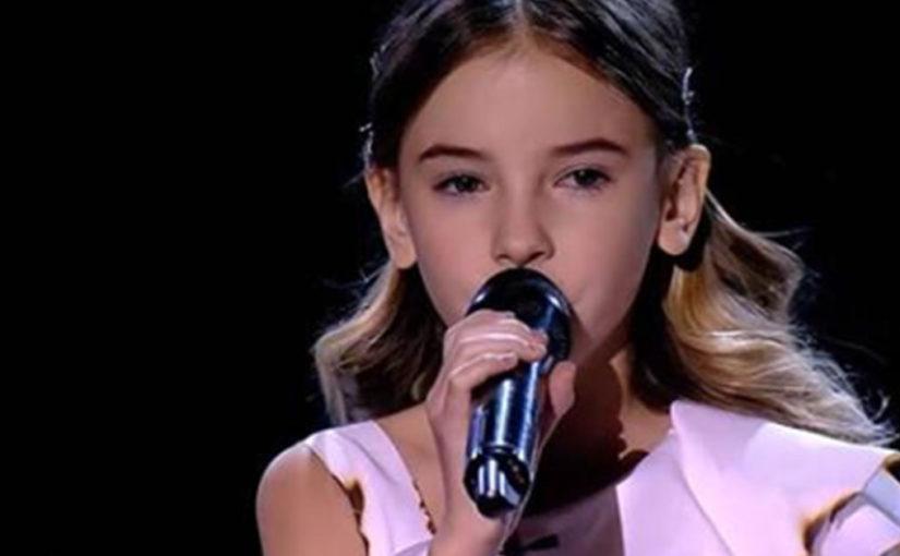 Феноменальный голос этой девочки пробирает до дрожи! Это будущая мировая звезда!
