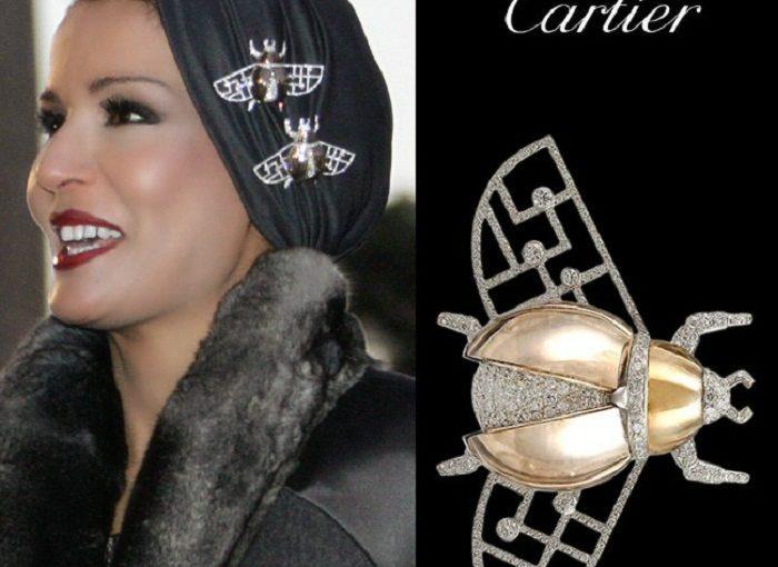 Драгоценности Шейхи Мозы — одной из самых стильных, красивых и богатых женщин Востока
