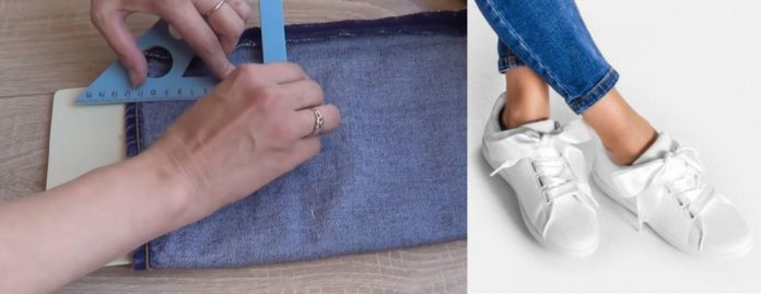 Лучше, чем в ателье: как укоротить джинсы с сохранением фирменной строчки