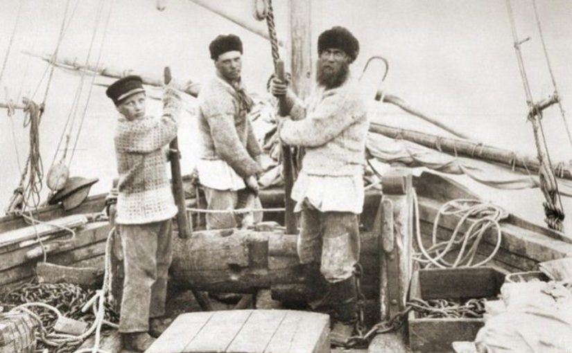 Российские рыбаки: что ловилось в старину
