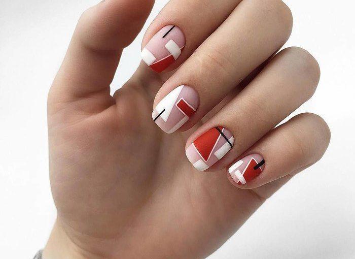 Короче говоря: 30 идей модного летнего маникюра для коротких ногтей