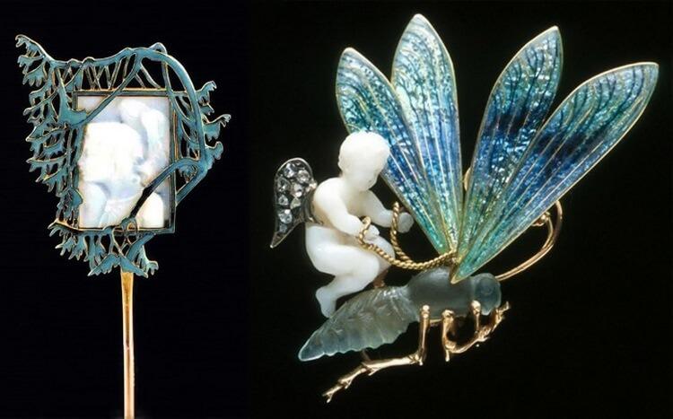 «Возмутительные» драгоценности Рене Лалика – француза, у которого заказывала украшения русская императрица