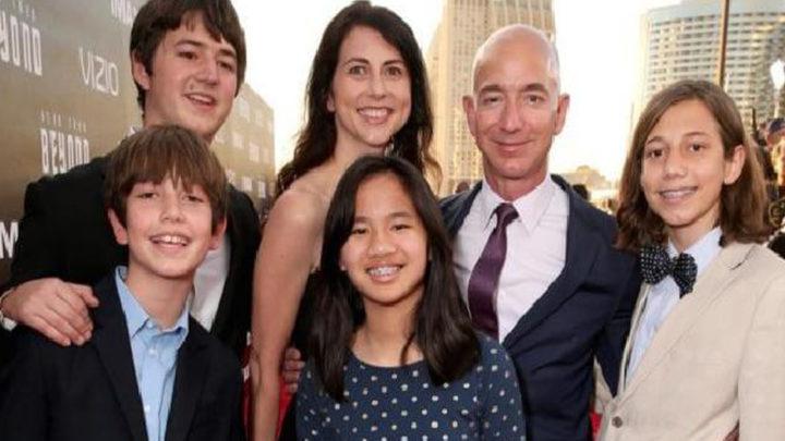Жизни жены Джеффа Безоса – основателя интернет-магазина Amazon.