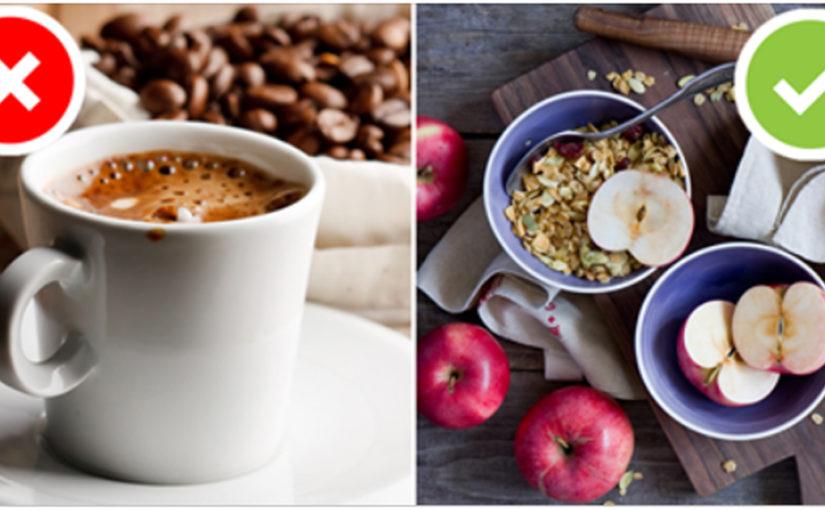 Лучший энергетик: полезные продукты, которые бодрят лучше кофе