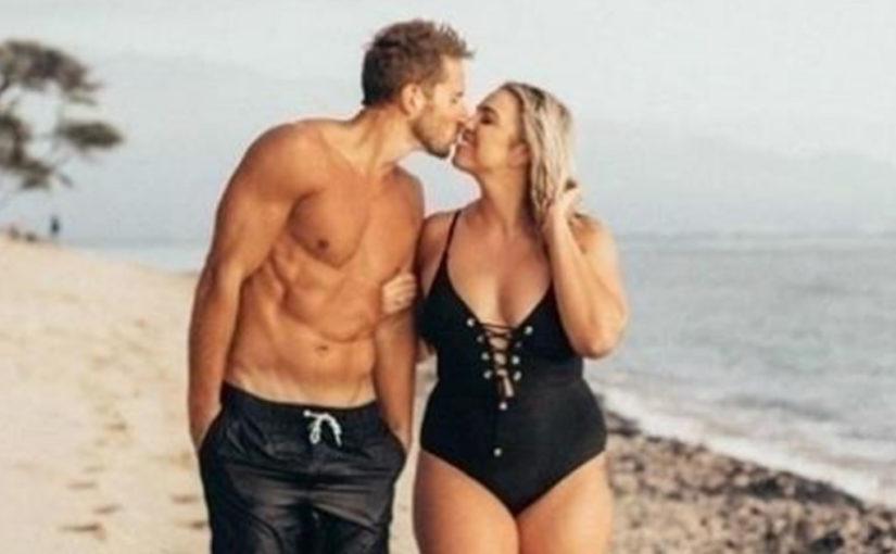 Настоящая любовь: жена фитнес тренера с 52-м размером.