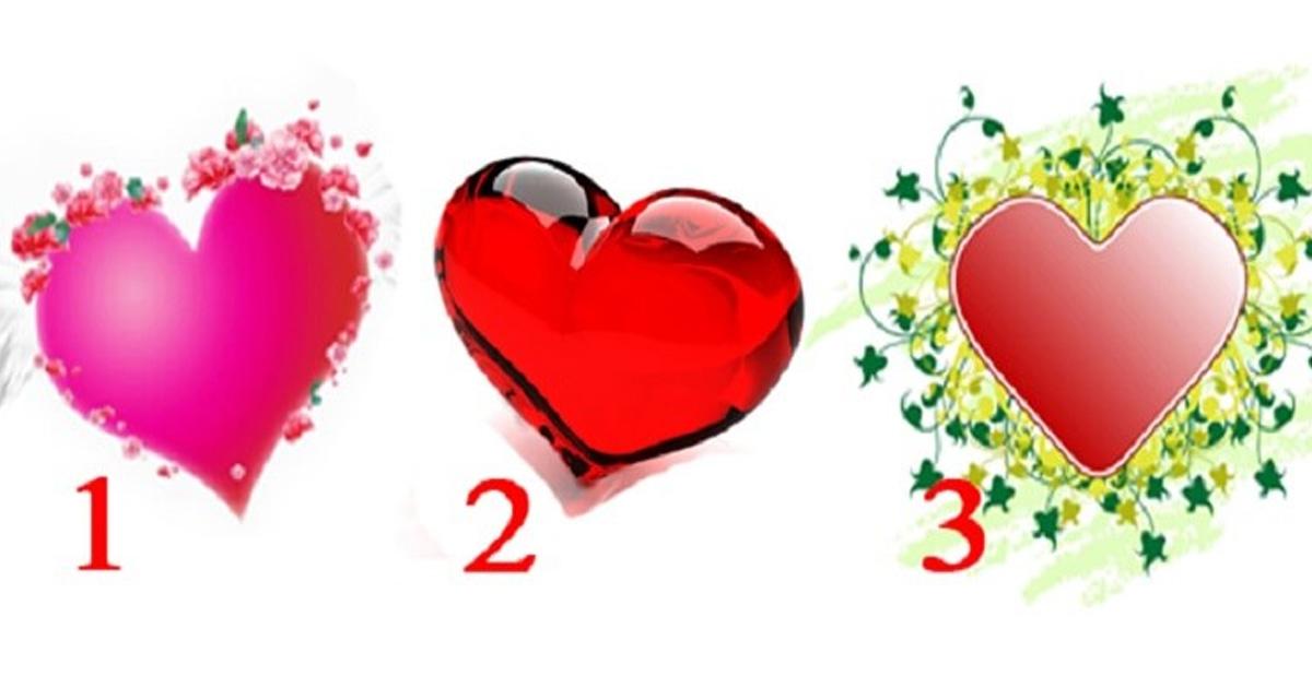 Выбранное сердечко расскажет что, где и как ждет вас в ближайшие 3 дня
