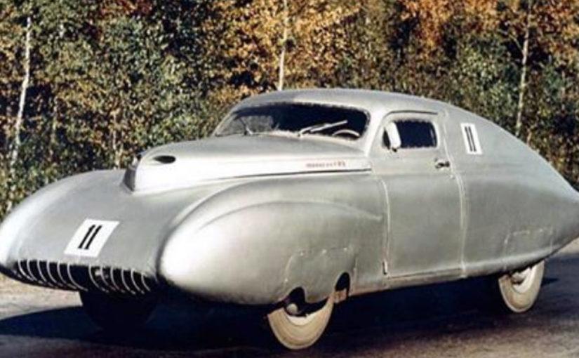 15 самых необычных автомобильных концептов в СССР (15 фото)