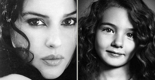 Какими получились дети у самых красивых женщин мира