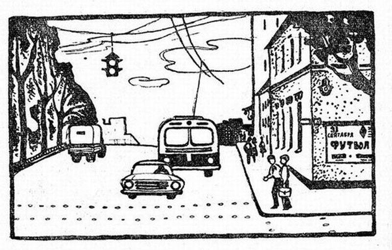 Головоломки СССР в картинках: советские загадки на логику