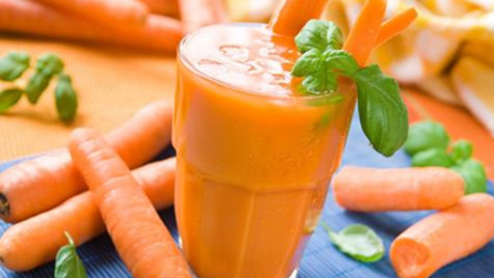 Коктейль «Морковь и имбирь» эликсир красоты и здоровья