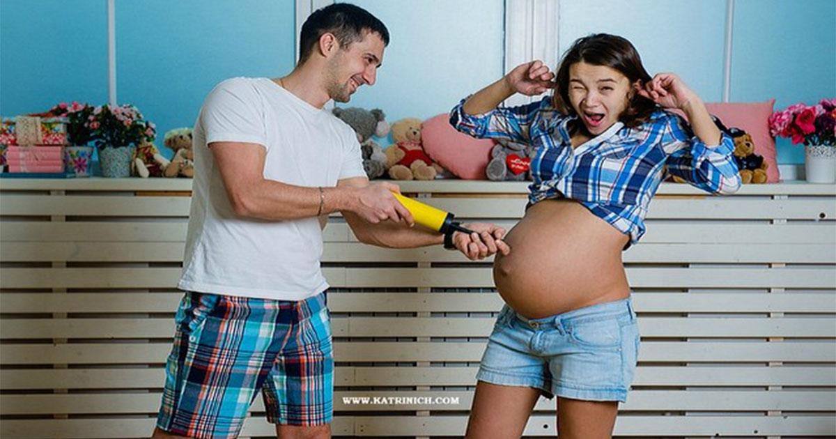У беременных может болеть низ живота у 52