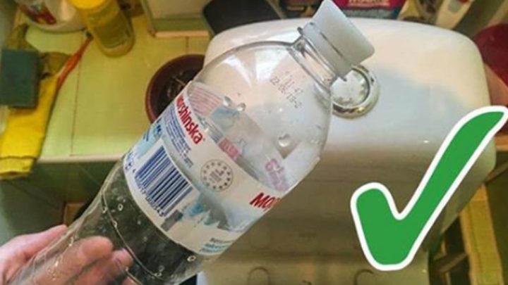 Лайфхак, экономим воду законным способом