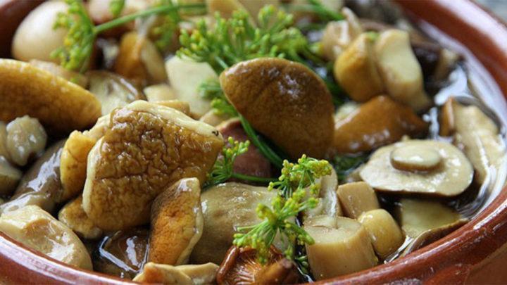Маринад для грибов (опят, маслят, белых и т.д )