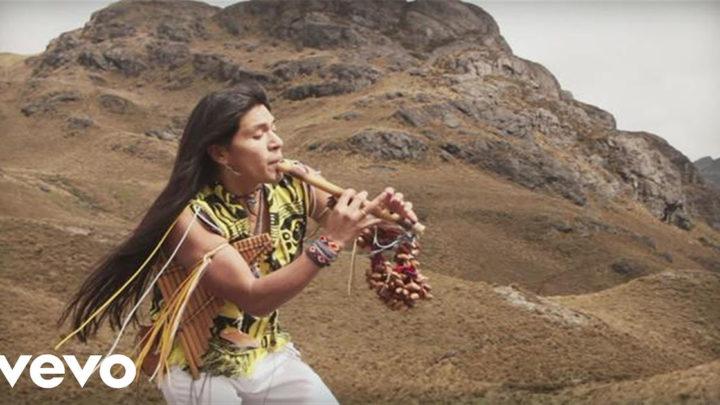 «El Condor Pasa» от Leo Rojas. Видео.