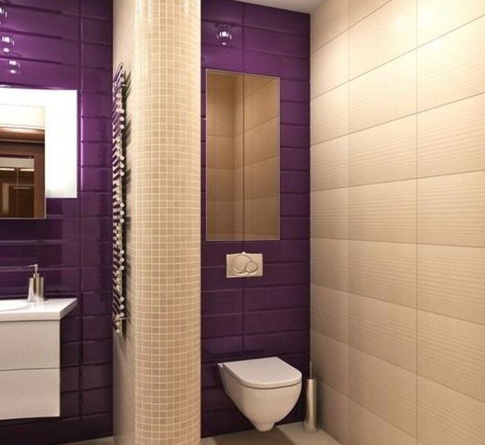 15 решений для 2 кв.м., чтобы грамотно обустроить маленькую ванную