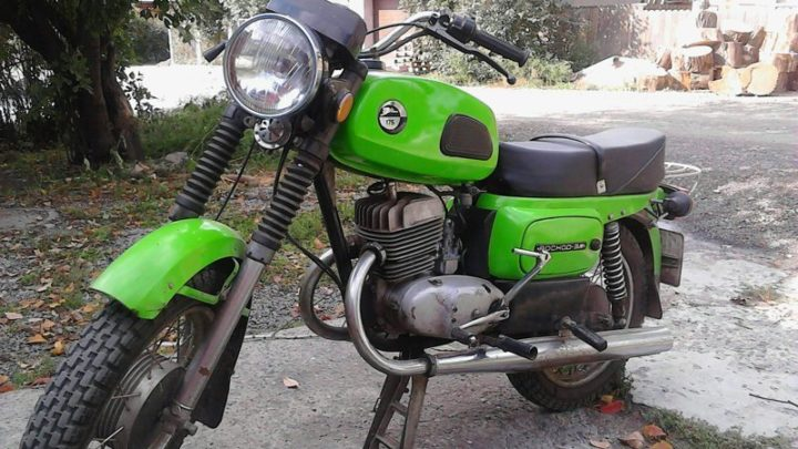 Мотоциклы, о которых мечтали все мальчишки в СССР (26 фото)