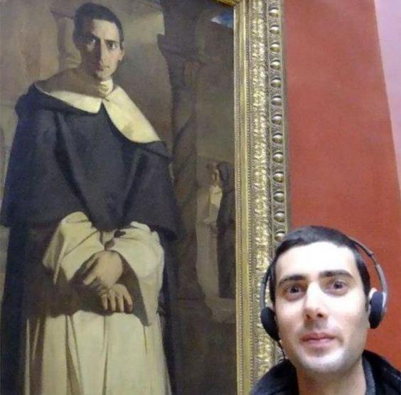 20 неожиданных случаев, когда люди нашли свои портреты в музее