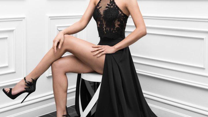 Модные вечерние платья 2018: 28 потрясающих вариантов
