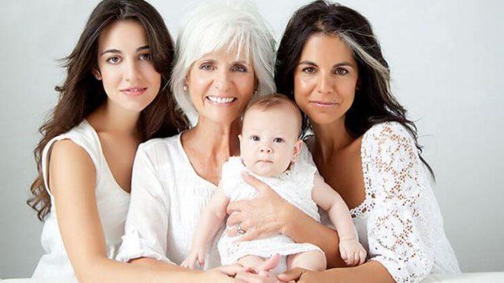 30 семейных портретов, которые тронули нас до глубины души