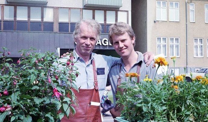 Назад в прошлое: шведский город Хускварна в фотографиях 70-х годов (50 фото)